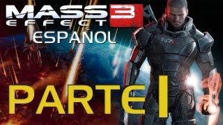 Let's Play español: Mass Effect 3 - Parte 1 - La Invasion Alienigena