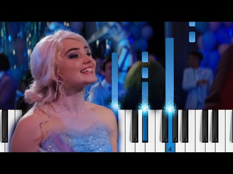 Disney's ZOMBIES 2 – One For All – Piano Tutorial / Piano Cover