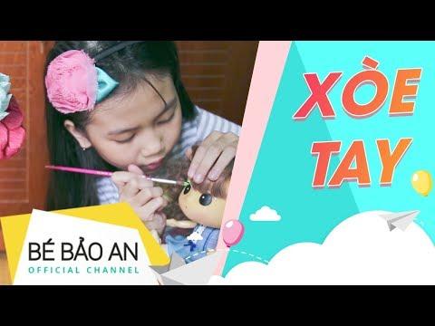 Bé Bảo An - Xòe Tay ( Official MV )