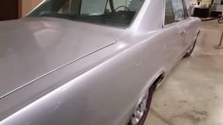 1964 Pontiac GTO 4 speed manual