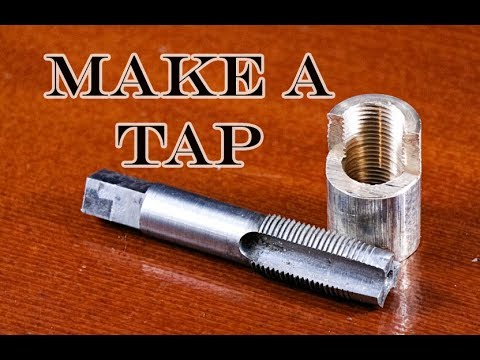 Make a Home Made Tap