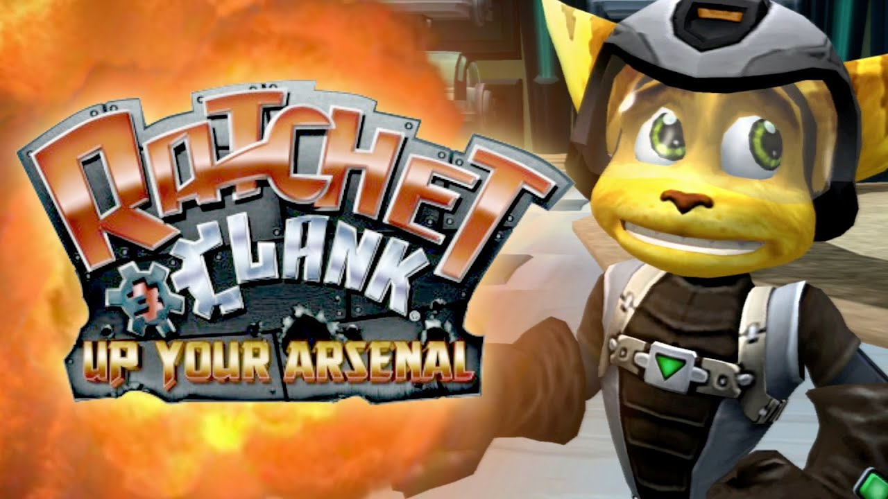 Ratchet Clank 3 Up Your Arsenal 3 Like A Phoenix Youtube