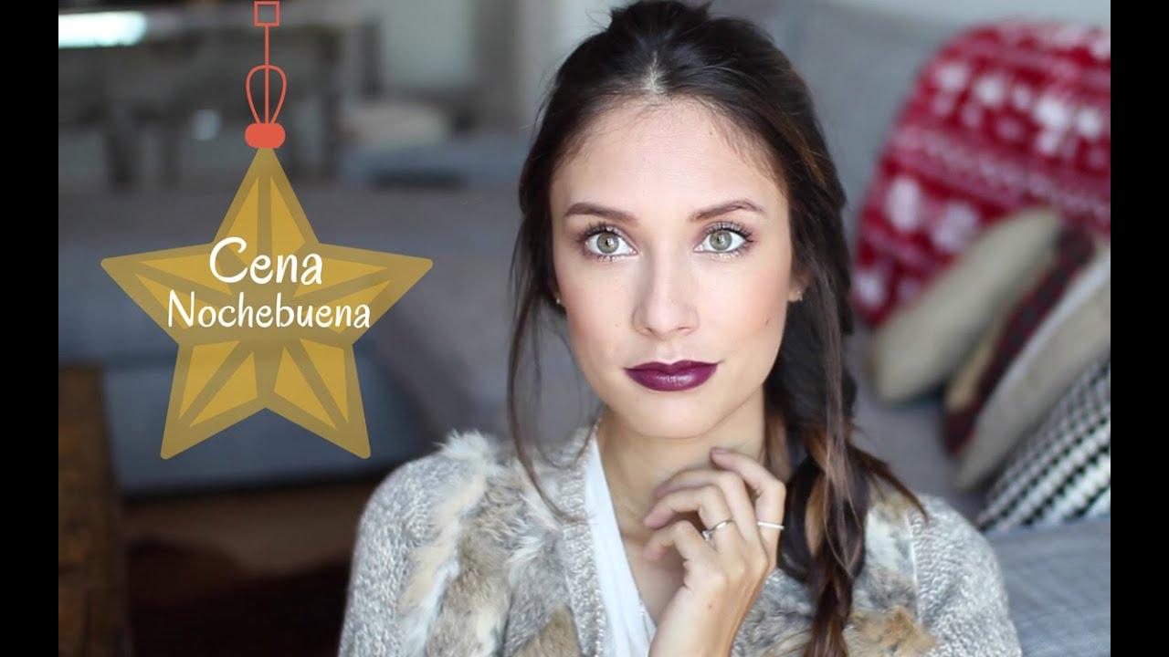 ideas para tu maquillaje y peinado en nochebuena youtube