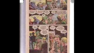 G.I. JOE COMIC BOOK ~THE COMMANDER ESCAPES!~ JUNE 1984