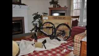 Bikes Direct 2011 Motobecane Fly Pro Unboxing/Assembly