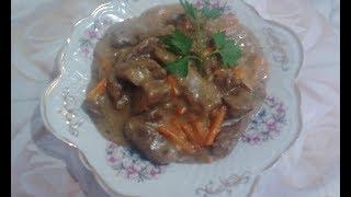 Лицуклибже(ЛыцIыкIулыбжьэ)- адыгейская кухня