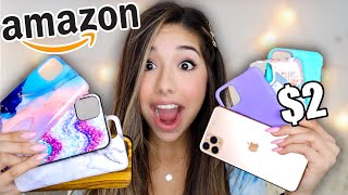 CHEAP iPhone 11 Cases From Amazon!!!