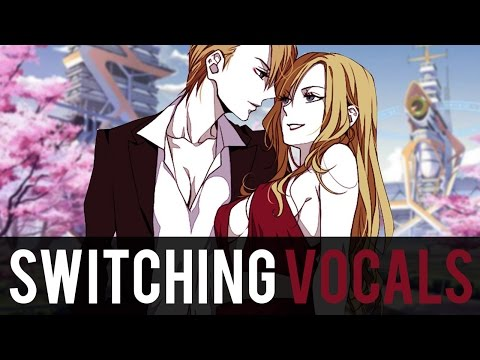 Nightcore | Good Girls Go Bad「Switching Vocals」
