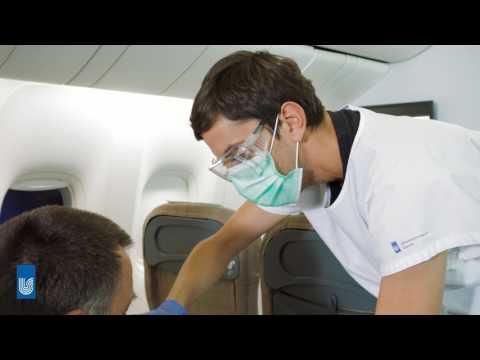 Willkommen an Bord – Infektionsprävention am USZ (mit Untertitel)