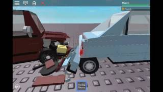 [Roblox] Movie Camera View, Ford Rear Ends Camry