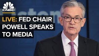 WATCH LIVE: Fed Chair Jerome Powell Holds News Conference - Dec. 11, 2019