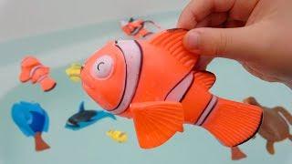 ファインディング ニモ ドリー フィッシング Finding Nemo Dory Fishing