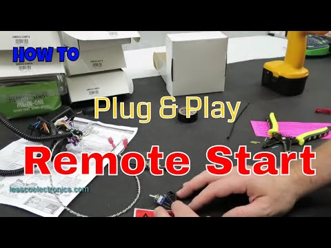 how-to-pre-wire-and-prep-a-fortin-ford-plug-and-play-remote-start