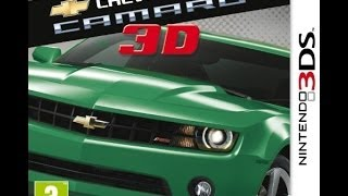 Chevrolet Camaro Wild Ride 3D for 3ds By sanpdragon.