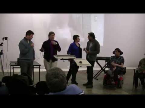 My Breath My Music/ISATMA Wokshop Panel