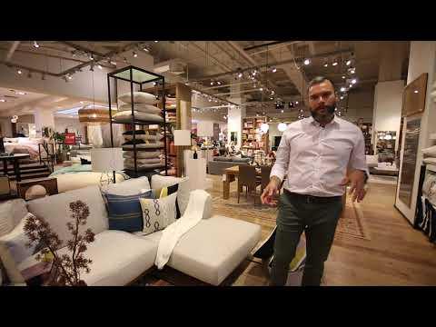 West Elm Spring 2020 - Pre Floor Set Dubai Mall