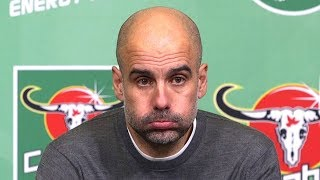 Chelsea 0-0 Man City (City Win 4-3 On Pens)- Pep Guardiola Post Match Press Conference - Carabao Cup