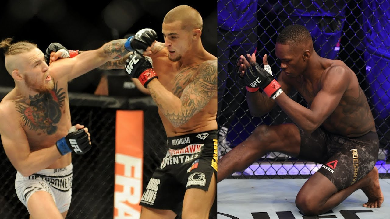 """Israel Adesanya reacted to the fight between McGregor and Poirier: """"They're gonna run it back and then we're all gonna watch"""". Video"""