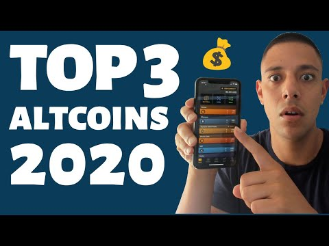 Top 3 Altcoins To Watch In 2020 - The Next Ethereum