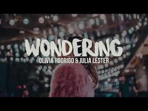 Wondering   Olivia Rodrigo & Julia Lester (High School Musical The Musical The Series) (Lyrics)