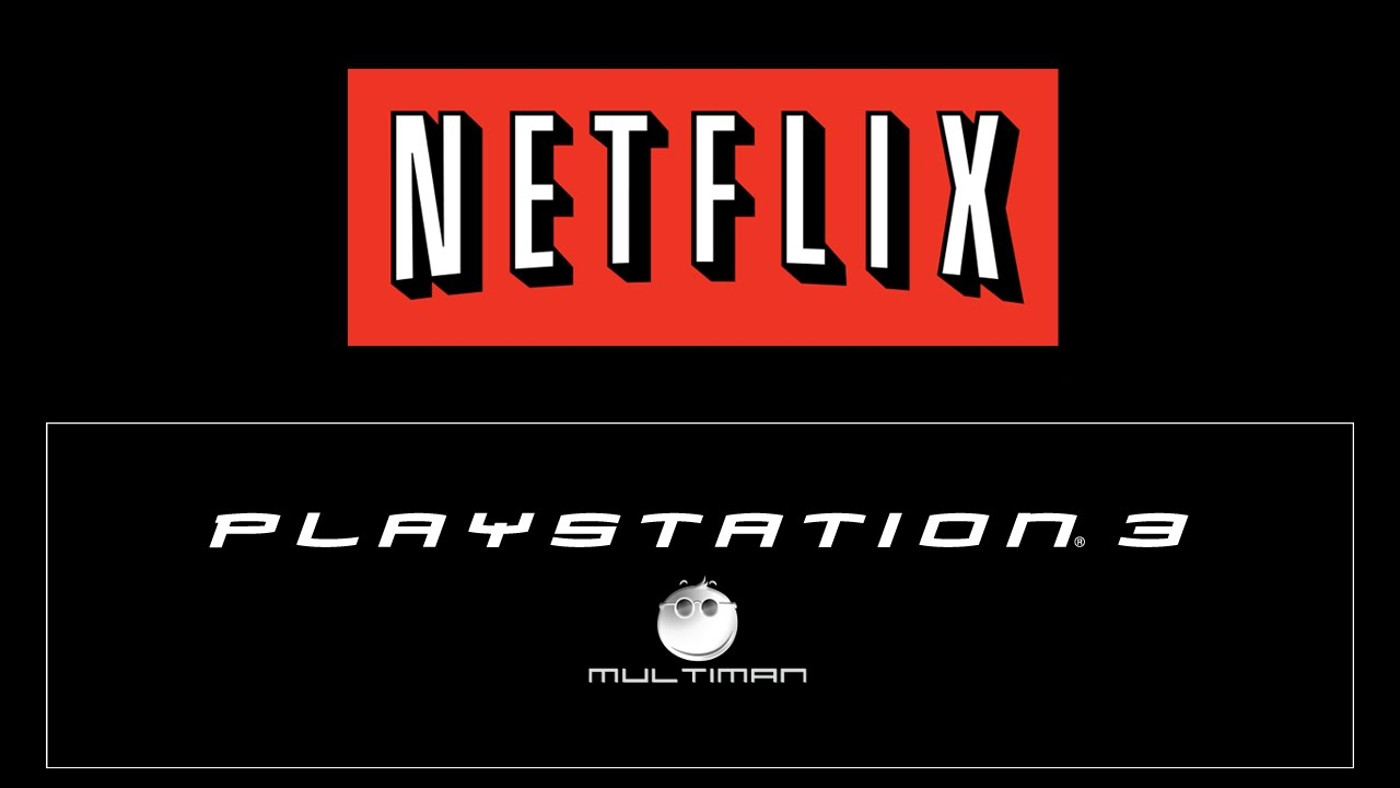 how to get netflix on ps3