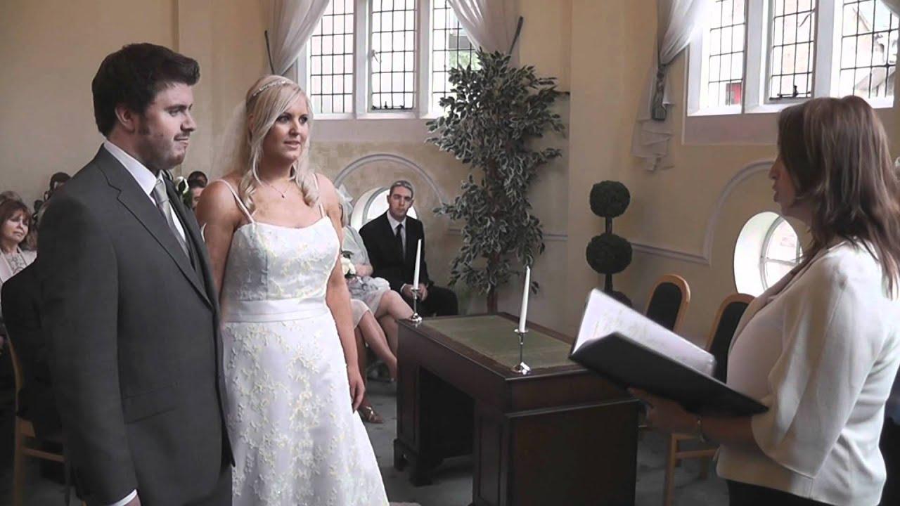 The Wedding Of Mr Mrs West Broxbourne Registry Office