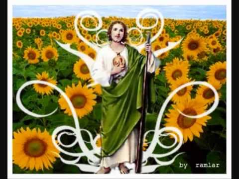 Himno A San Judas Tadeowmv Youtube