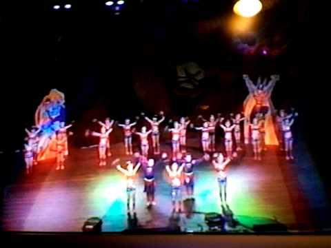 Cartoon Heroes 2001 Dancing