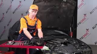 Πώς και πότε αλλαγη Μπουζί BMW 3 Compact (E36): εγχειριδιο βίντεο