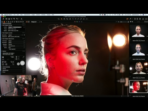 Flash vs Constant light, which is best for you? OnSet with D