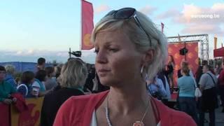 Interview Barbara Dex - Radio 2 Zomerhit 2010