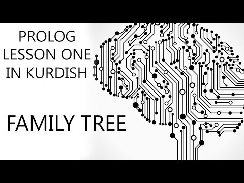 Prolog - First Lesson (Family Tree) in kurdish  Part 1