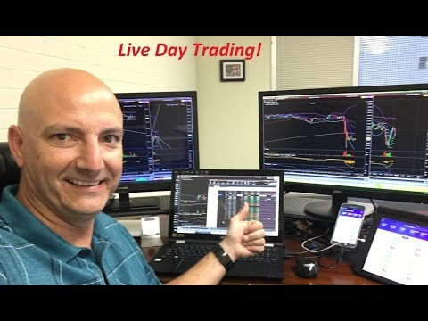 Make over $500/hr Trading Oil Futures on Interactive Brokers