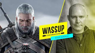 Masterclass: Doug Cockle Talks About Acting and Voicing Geralt for The Witcher