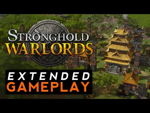 Stronghold: Warlords - Alpha Demo Gameplay