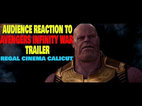 Avengers Infinity War | Audience Reaction | Regal Cinema Calicut | Kerala