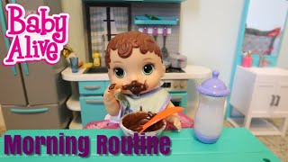 BABY ALIVE Abbys Night Time Routine Feeding And Bath Time baby alive videos