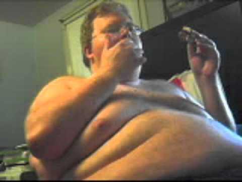 Fat Guy At Mcdonalds 21