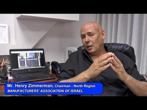 Mr. Henry Zimmerman talks about Industry and Academy