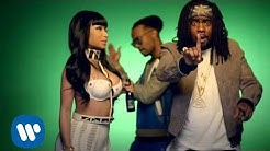 Wale Ft. Nicki Minaj & Juicy J -Clappers (Official Video)