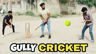 GULLY CRICKET PART 4 - ARMAAN RAWAT | INDIAN FUNNY CRICKET COMEDY IN DESI CRICKET IPL CRICKET T20 20