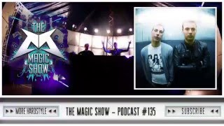 The Magic Show Podcast 135 YouTube | Stana, Zero Sanity, Solutio & The I