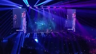 """家家+阿信 """"""""擁抱"""""""" 對唱版,(瑪莎+HUSH=The same ) ,愛最大演唱會 2016/08/01"""