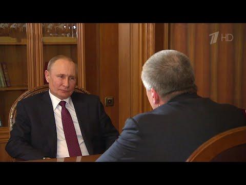 Главы Крыма и Севастополя доложили Владимиру Путину о ситуации с коронавирусом в регионах.