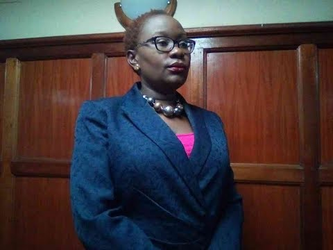 Former nominated senator Joy Gwendo has been charged in an anti corruption court