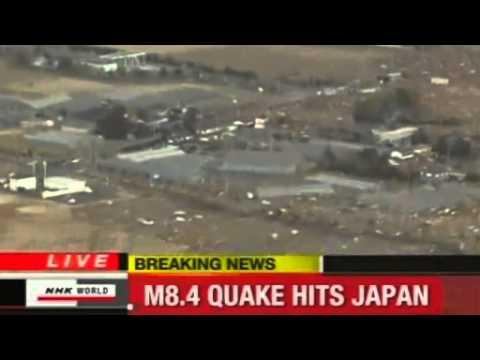 Japan Tsunami und Erdbeben Aktuelle Bilder [11.3.11]