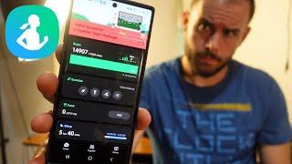 Samsung Health Review | App Review screenshot 2
