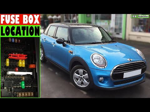 mini cooper fuse box replacement mini cooper fuse box location and how to check fuses on bmw mini  mini cooper fuse box location and how