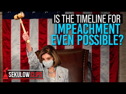 Is the Timeline for Impeachment Even Possible?