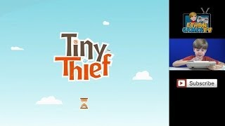 Video Tiny Thief | Ethan plays Mobile Games download MP3, 3GP, MP4, WEBM, AVI, FLV September 2017